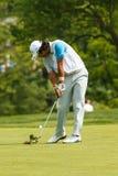 Hideki Matsuyama at the Memorial Tournament Royalty Free Stock Images