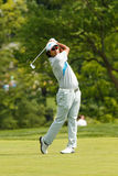 Hideki Matsuyama at the Memorial Tournament Stock Photo