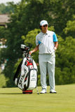 Hideki Matsuyama at the Memorial Tournament Stock Photos