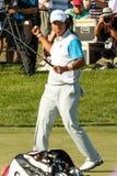 Hideki Matsuyama at the Memorial Tournament Stock Images