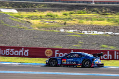 Hideki Yamauchi of R&D SPORT in GT300 Qualiflying Category at 20 Stock Photography