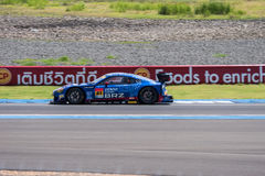Hideki Yamauchi of R&D SPORT in Super GT Final Race Warm Up Lap Stock Photo