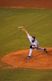 Hideo Nomo from Los Angels Dodgers stock image
