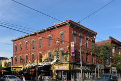 The Hideout on Queen St West in Toronto Royalty Free Stock Photo