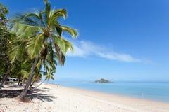 Hideway beach Stock Image