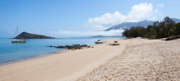 Hideway plaża fotografia royalty free