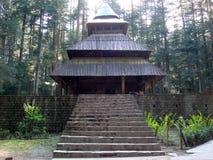 Hidimba Devi Temple Foto de archivo libre de regalías