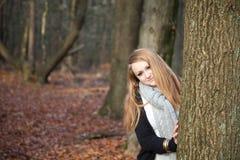 Hiding Royalty Free Stock Photography