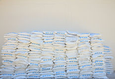Hidróxido de calcio Imagen de archivo libre de regalías