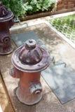 Hidrant消防栓 库存图片