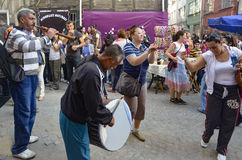 Hidrellez στο φεστιβάλ Ahirkapi Στοκ Φωτογραφία
