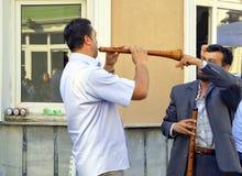 Hidrellez in Ahirkapi-Festival Stock Fotografie