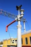 Hidro coluna locomotiva fotos de stock royalty free