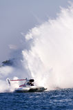 Hidroavião de Deeby do Al Fotografia de Stock