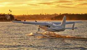 Hidroavião de Sydney foto de stock