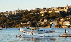 Hidroavião de Sydney fotos de stock