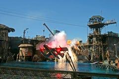 Hidroavião de WaterWorld Imagens de Stock Royalty Free