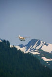 Hidroavión, Alaska Fotos de archivo