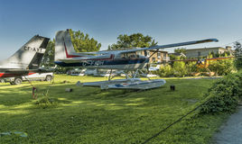 hidroaviones Foto de archivo libre de regalías