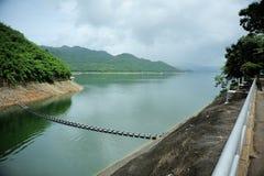 Hidroelectricidad Imagen de archivo libre de regalías