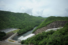 Hidroelectricidad Imagen de archivo