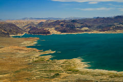 O Rio Colorado Fotografia de Stock Royalty Free