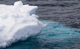 Hielo antártico Fotos de archivo