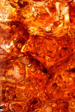 Hielo con cola Foto de archivo libre de regalías