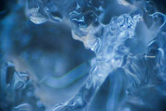 Hielo de fusión 5 Imagenes de archivo