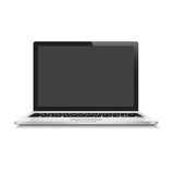 Hielo del ordenador portátil Fotografía de archivo libre de regalías