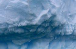 Hielo glacial, la Antártida Foto de archivo libre de regalías