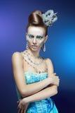 Hielo-reina Fotografía de archivo