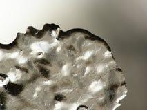 Hielo transparente de fusión Fotografía de archivo libre de regalías