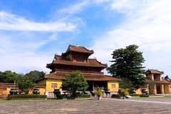 Hien Lam Cac Pavilion royalty-vrije stock foto's
