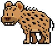 Hiena ilustración del vector