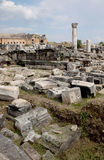 hierapolis剧院 库存照片