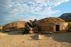 hierapolis Τουρκία Στοκ Φωτογραφία