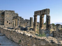 Hierapolis 1 Royalty Free Stock Image
