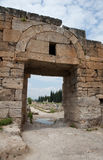 Hierapolis Stockfotos