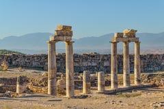 Hierapolis стоковые фотографии rf