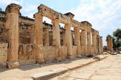 Hierapolis Foto de archivo libre de regalías