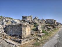 Hierapolis Fotografering för Bildbyråer
