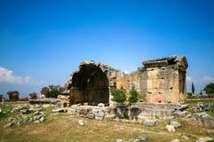 Hierapolis Royaltyfria Bilder