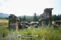 Hierapolis Royaltyfri Bild