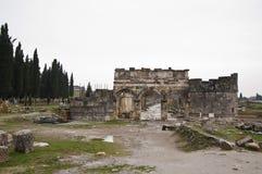 Hierapolis Στοκ Φωτογραφίες
