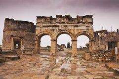 Hierapolis Στοκ εικόνες με δικαίωμα ελεύθερης χρήσης