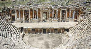 Hierapolis Photographie stock
