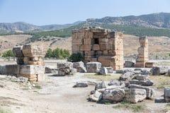 Hierapolis Stockfotografie