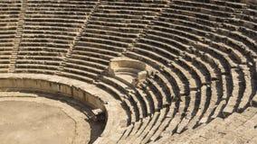 Hierapolis Amphitheater Lizenzfreie Stockfotos