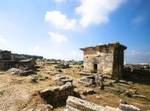 Hierapolis Royalty Free Stock Photography